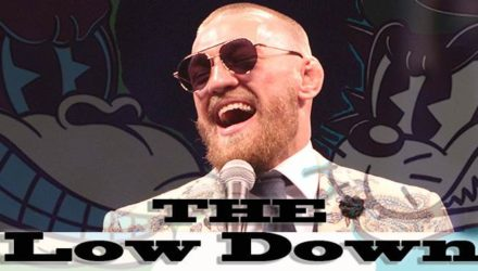 Conor McGregor on The Low Down podcast