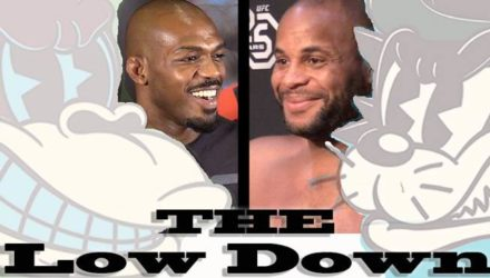 Daniel Cormier and Jon Jones - Lowdown podcast