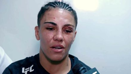 Jessica Andrade UFC 237 post-fight interview