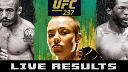 UFC 237 Live Results
