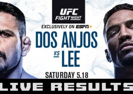 UFC Rochester Live Results