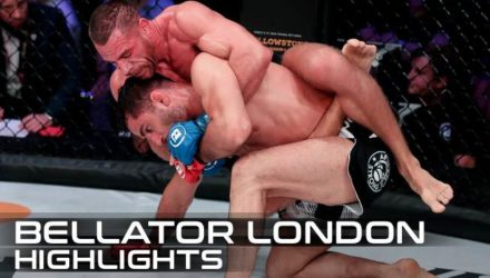 Bellator London Fight Highlights
