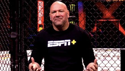 Dana White - you have to break boxing