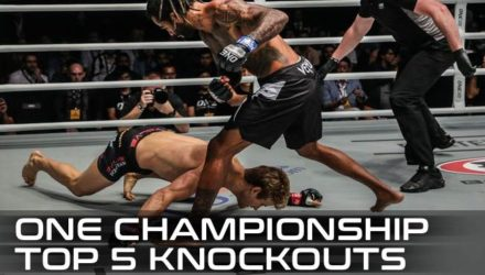 ONE Championship Top 5 WW Knockouts