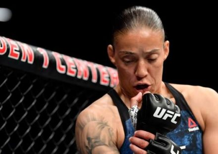 Germaine de Randamie at UFC on ESPN+ 13