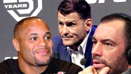 Joe Rogan previews Daniel Cormier vs Stipe Miocic - UFC 241