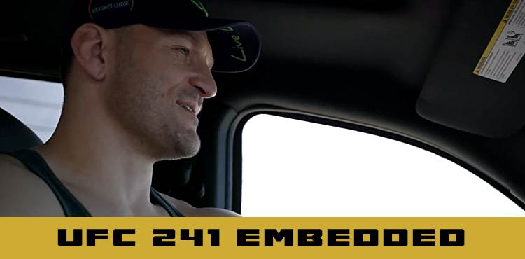 UFC 241 Cormier vs Miocic 2 embedded episode 1