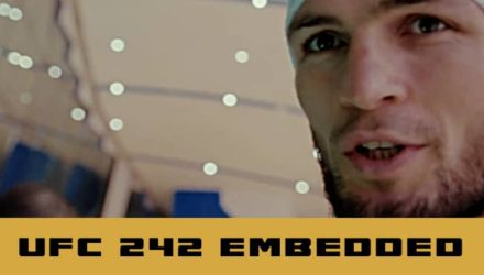 UFC 242 embedded episode one - Khabib Nurmagomedov
