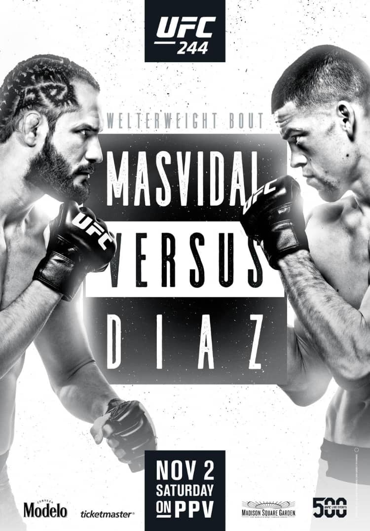Diaz Vs Masvidal