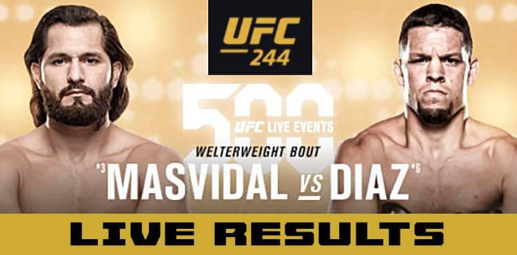 Ufc 244 Live Results Masvidal Vs Diaz Results Fight Stats Mmaweekly Com