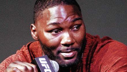 Anthony Johnson at UFC 202