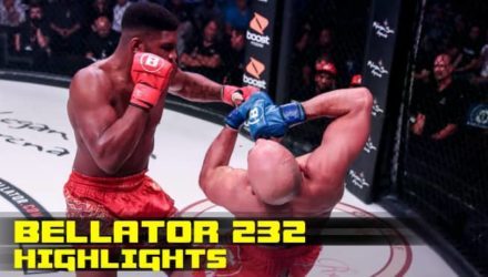 Bellator 232 Fight Highlights