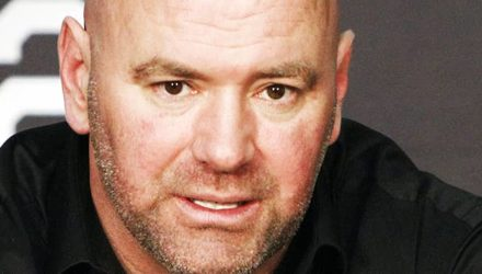 Dana White at UFC 229 post-fight press conference