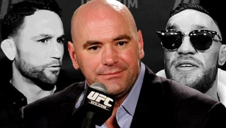 Dana White nixes Frankie Edgar vs Conor McGregor
