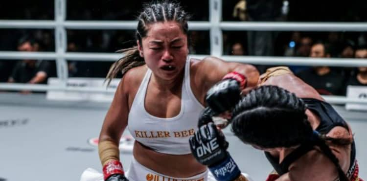 Bi Nguyen's wild ride with ONE Championship has brought out the best  fighter in her | MMAWeekly.com