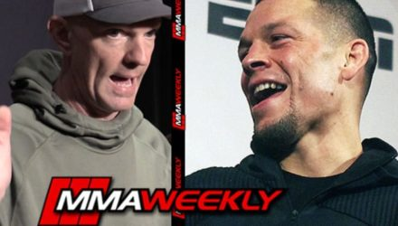 Jeff Novitzky talks Nate Diaz at UFC 244