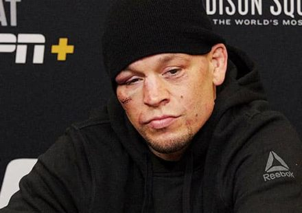Nate Diaz UFC 244 post-fight press conference