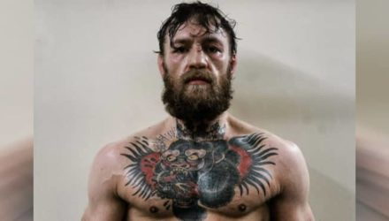 Conor McGregor UFC 246 jacked