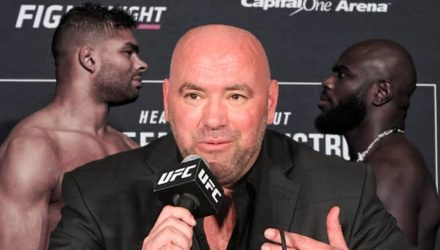 Dana White previews UFC DC - Overeem vs Rozenstruik