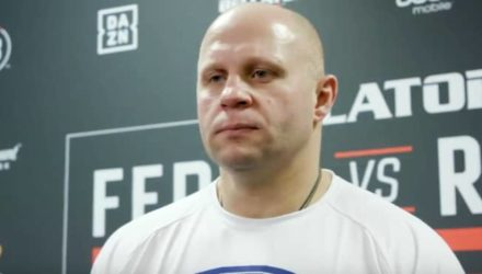 Fedor Emelianenko Bellator Japan retirement talk