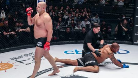 Fedor KOs Rampage at Bellator 237 Japan