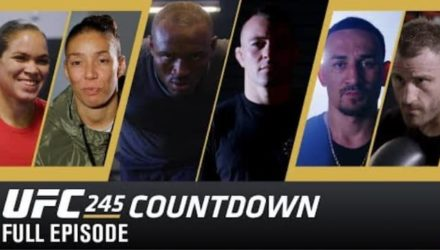 UFC 245 Countdown full episode