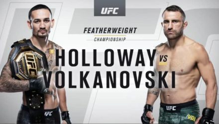 UFC 245 Holloway vs Volkanovski recap
