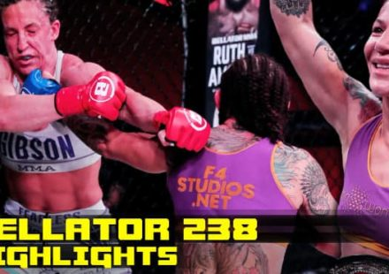 Bellator 238 Highlights - Cyborg