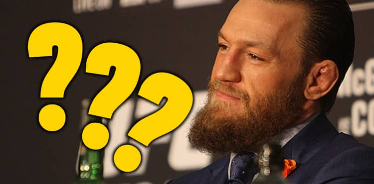 Conor McGregor UFC 246 what is next