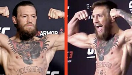 Conor McGregor weight cuts