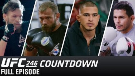 UFC 246 Countdown full episode