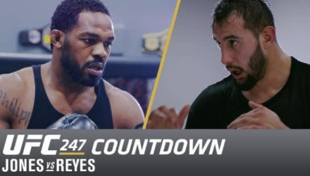 UFC 247 Countdown Jones vs Reyes