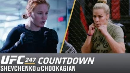UFC 247 Countdown Shevchenko vs Chookagian