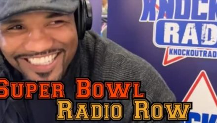 Yoel Romero - Knockout Radio Super Bowl