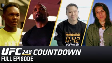UFC 248 Countdown - Full Episode