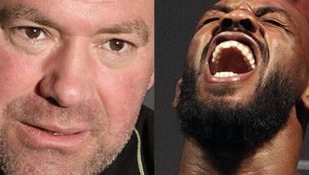 Dana White and Jon Jones - why would I lie