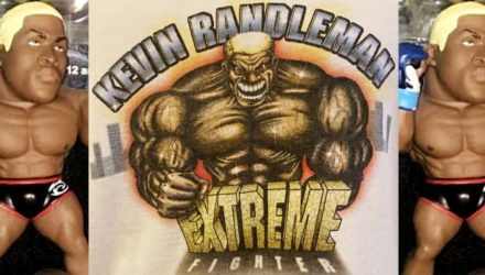 Kevin Randleman collectors