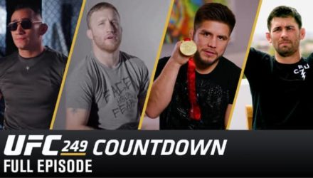 UFC 249 Countdown Full Episode
