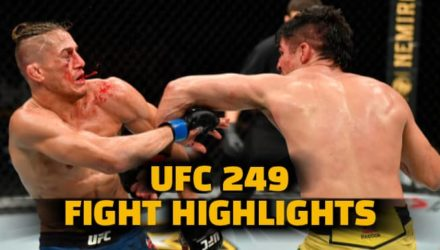 UFC 249 Fight Highlights - Vicente Luque