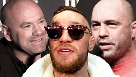 Dana White and Joe Rogan on Conor McGregor retirement