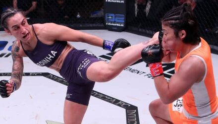 Invicta FC returns from pandemic