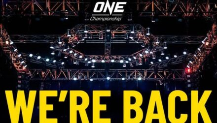 ONE Championship - we're back