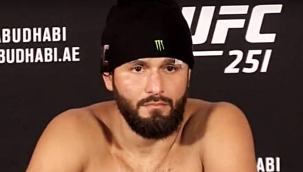 Jorge Masvidal UFC 251 Fight Island post-fight