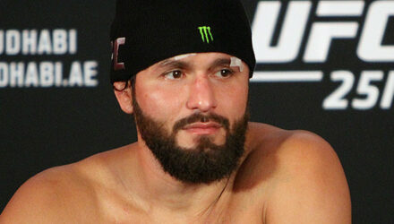 Jorge Masvidal after UFC 251