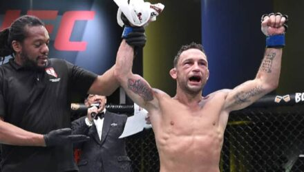 Frankie Edgar and Pedro Munhoz lead UFC on ESPN 15 post-fight bonuses