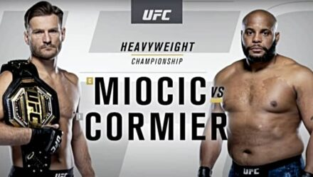 UFC 252 Stipe Miocic vs Daniel Cormier video recap