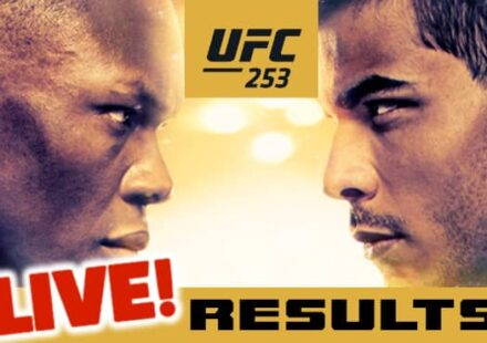 UFC 253 Adesanya vs Costa live results