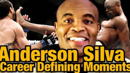 Anderson Silva career defining moments