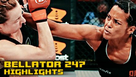 Bellator 247 Fight Highlights
