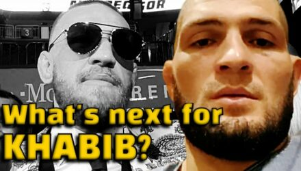 Conor McGregor and Khabib what's next UFC 254